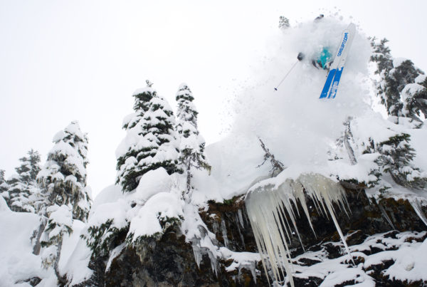 Douglas-Favre, Whistler, Powder, Cliff